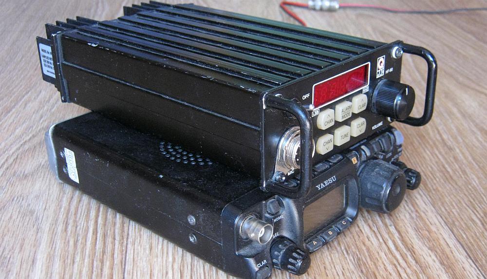 Радиолюбители могут